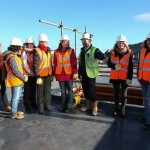 Workplace Visit with Balfour Beatty