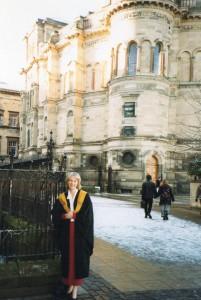Christine graduation (2)